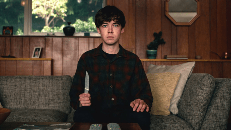 It's the end of the f***ing world
