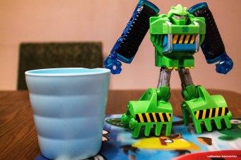 Robotteja ruokapöydässä?