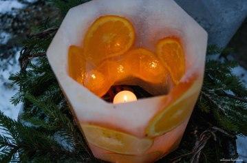 Kieltämättä nämä appelsiinit näyttivät todella herkullisilta!