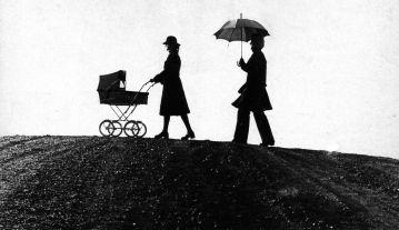 Minä, äitini ja isäni. kuva: Matti Vuorimaa