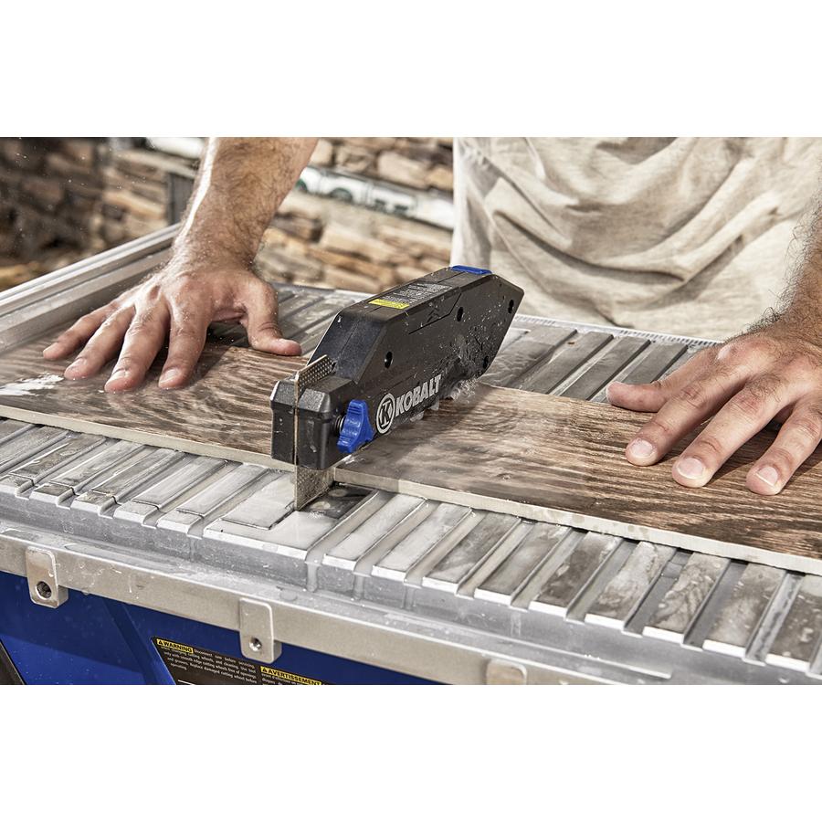 kobalt 7 in wet dry tabletop tile saw rental