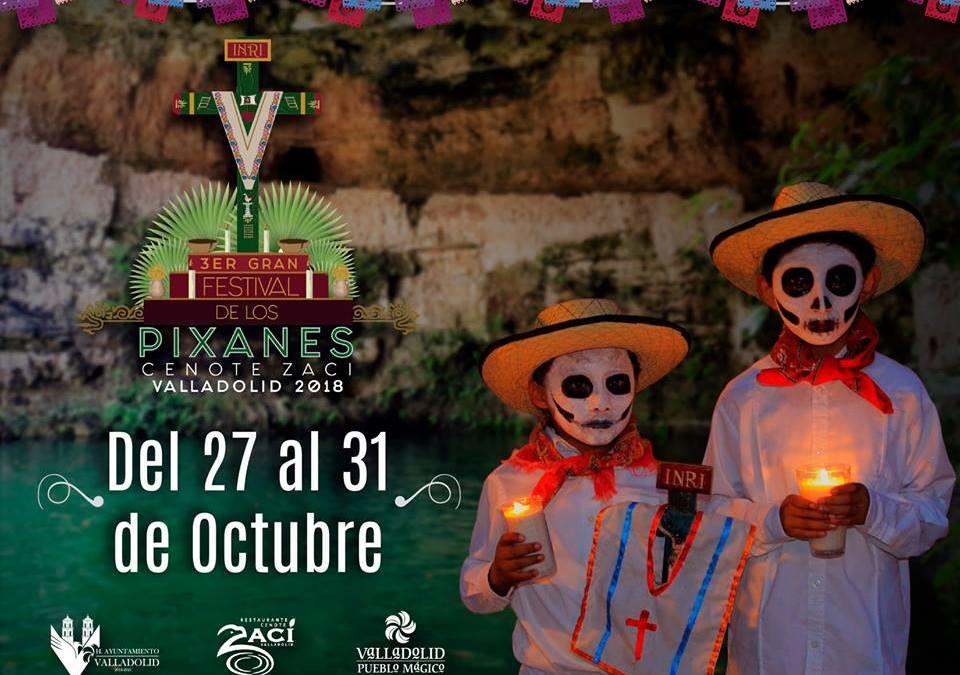 3ER GRAN FESTIVAL DE LOS PIXANES.
