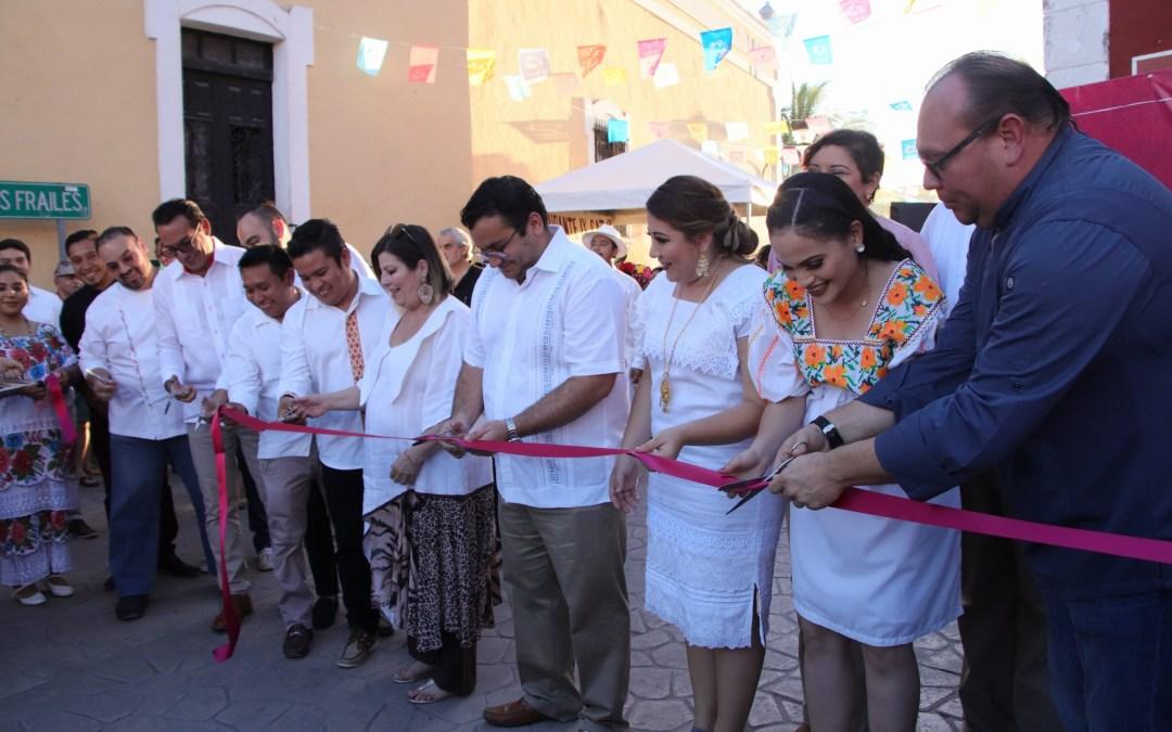 Gran éxito en el Festival Gastronómico de Valladolid.