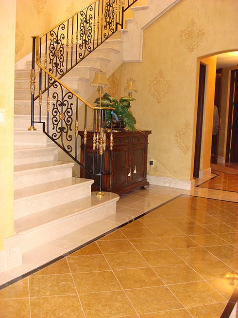 staircases vallar s tile marble