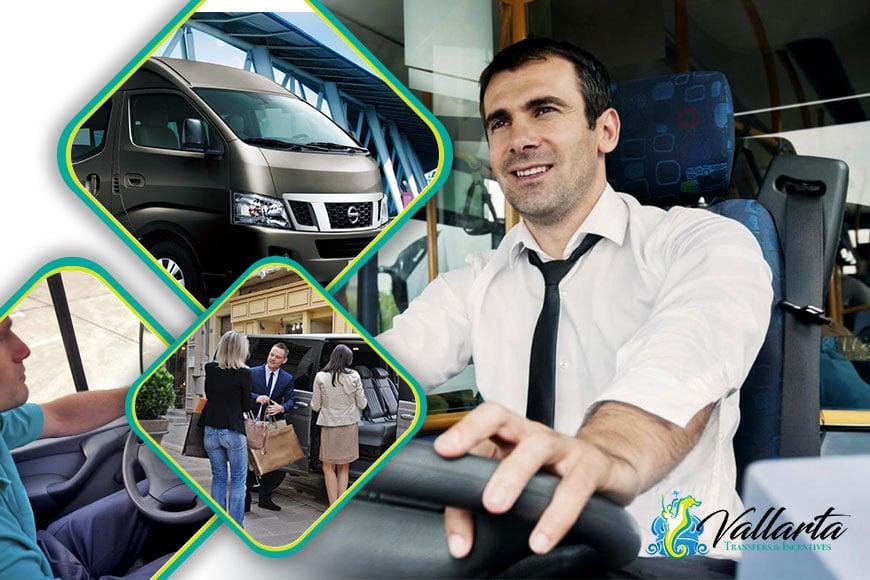 Private Driver in Puerto Vallarta with Vallarta Transfers and Incentives
