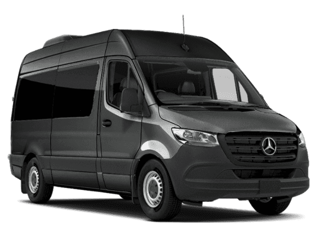Mercedes Benz Small Sprinter