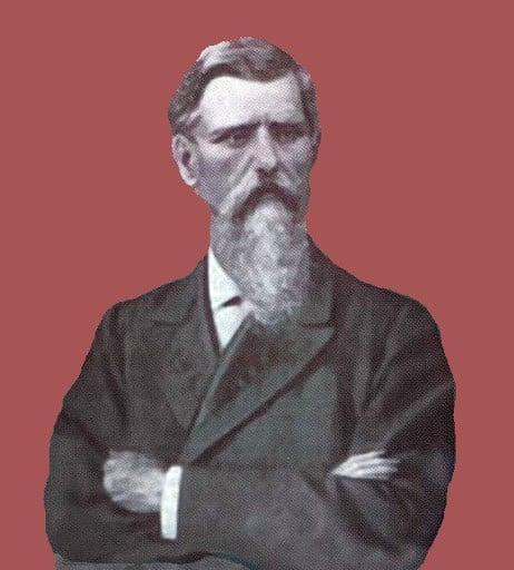 Portrait of Ignacio L. Vallarta