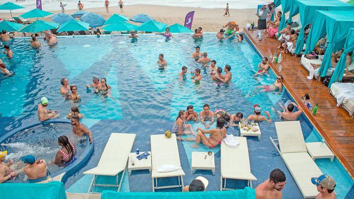 Mantamar Beach Club recibe el verano con Fiesta Pop en Puerto Vallarta