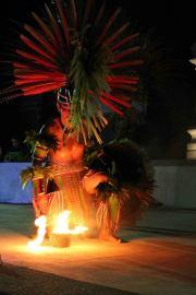 Danza azteca, Malecon P. Vallarta 1