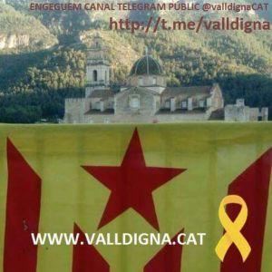 TELEGRAM @valldignaCAT
