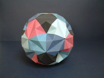 30 piece ball by Dave Brill after Fuse 2
