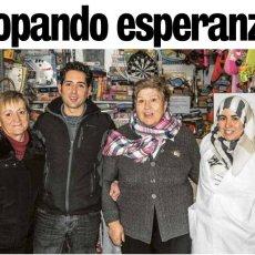 Portada de la edición de febrero de 2017 de Vallecas Va.