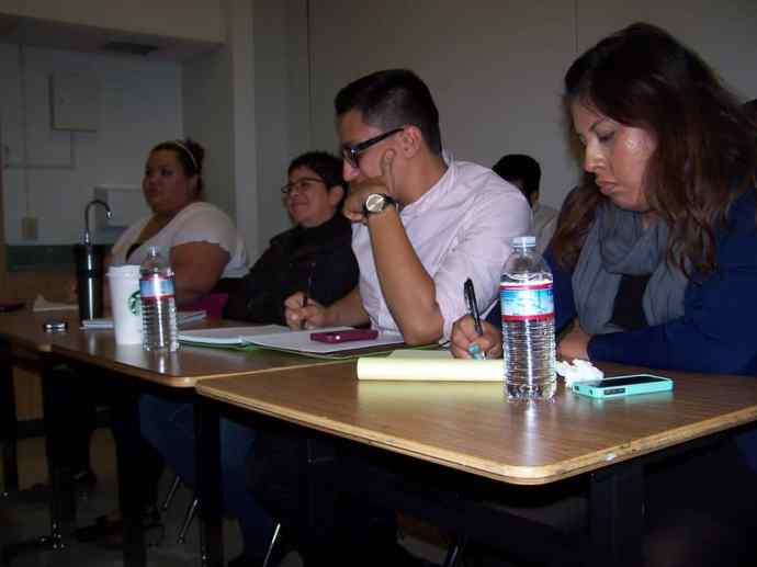 Taller de Capacitacion sobre la Accion Ejecutiva en Fresno