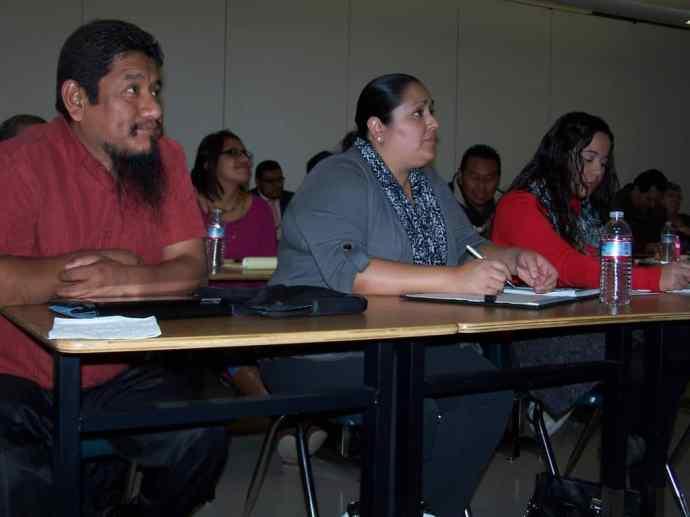 CBDIO y UFW Foundation en Taller de Capacitacion sobre la Acción Ejecutiva
