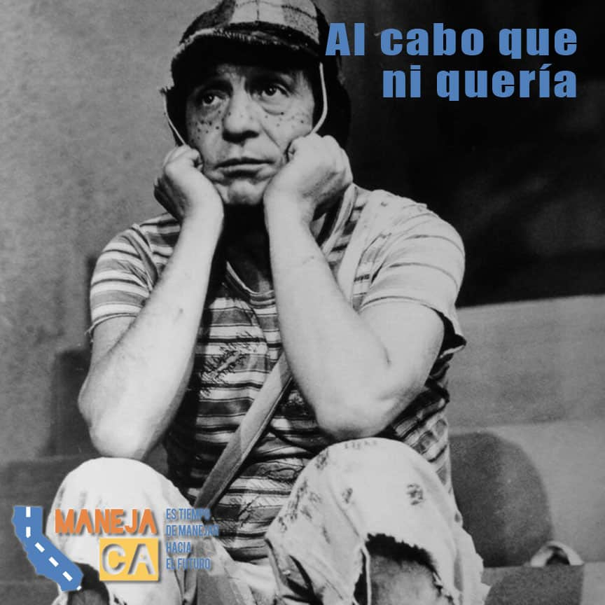 Licencias AB 60 El Chavo