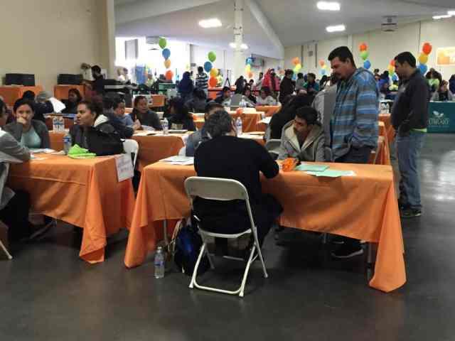 Taller de DACA en Fresno 13 de Febrero 2016, WeConnect