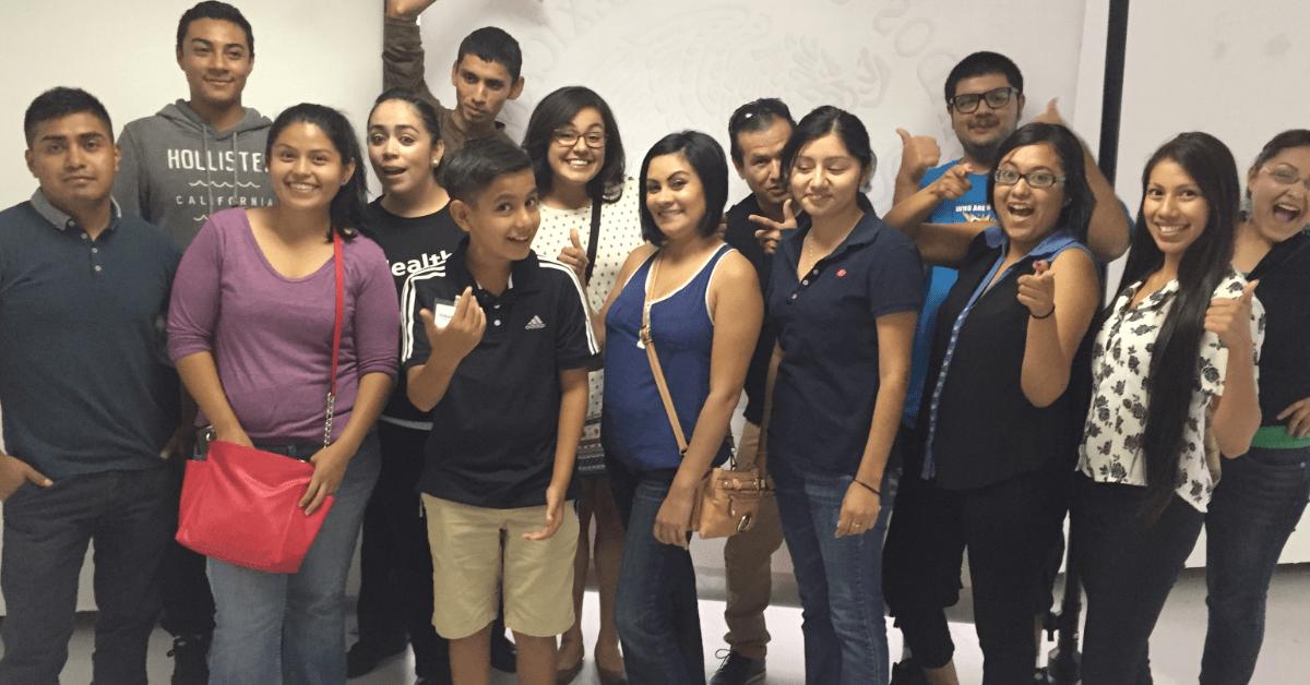 Taller de DACA en Fresno 27 Febrero 2016, Consulado de Mexico