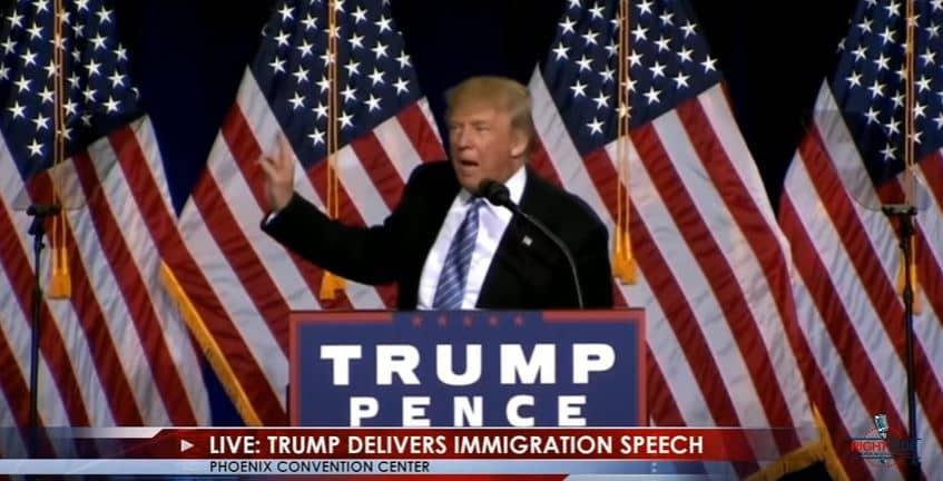Plan Migratorio de Donald Trump: Protegete