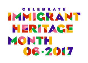 CVIIC Celebrates 2017 Immigrant Heritage Month #IAmAnImmigrant