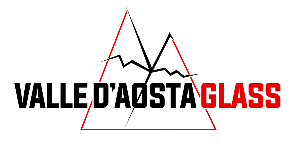 valle d'aosta glass logo