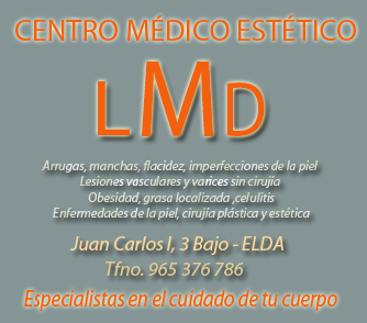 Centro médico estético LMD Aspe