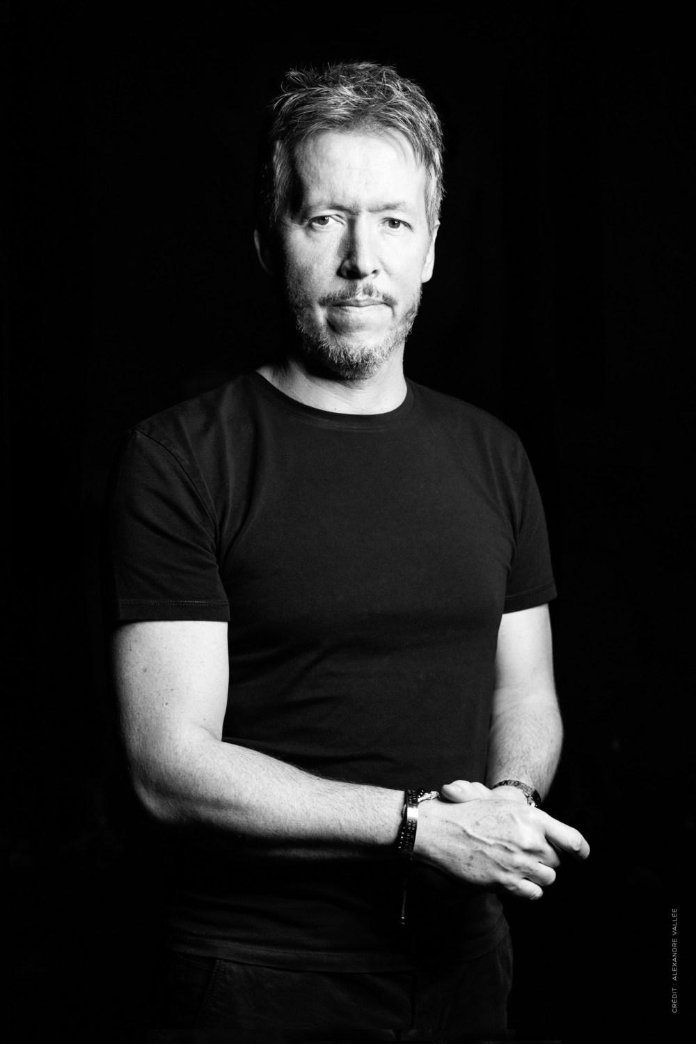 Photo Portrait Jean-Luc Lemoine