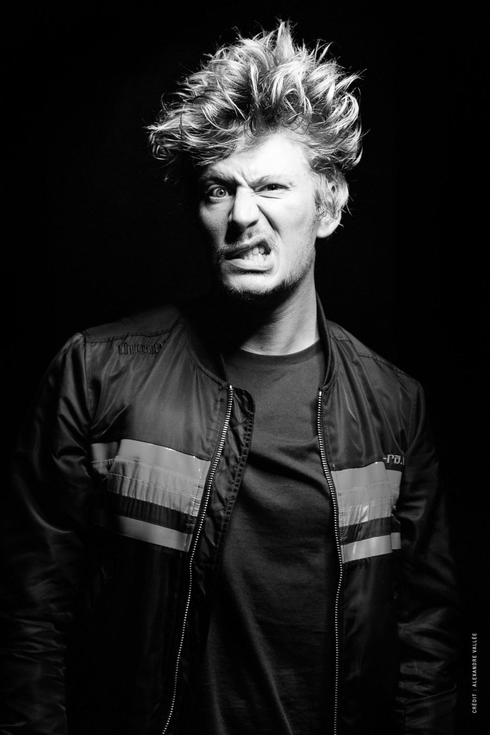 Photo Portrait Jérémy Crédeville