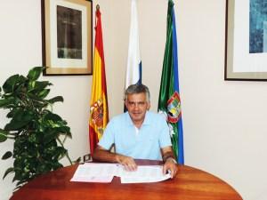 Alcalde - Ángel Piñero Cruz