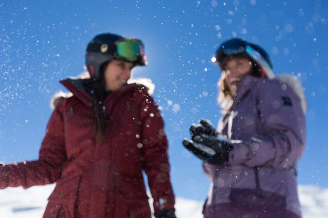 Season Opening Party Valle Nevado