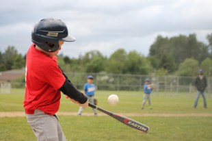 Owen with a hit.