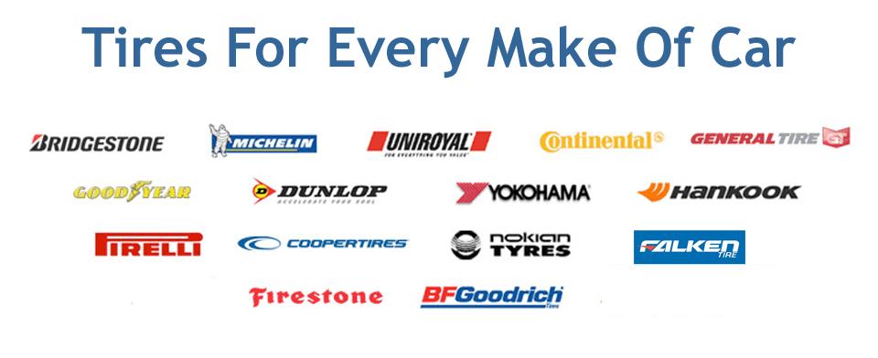 Tires-brands