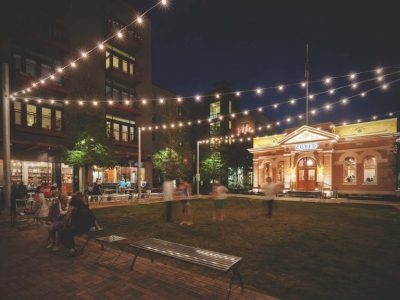 The Pearl Brewery Complex in San Antonio is now a successful destination.