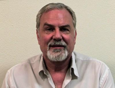 Bob Katusak of IAI. (VBR)