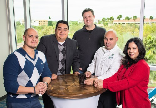 In 2017, the McAllen Chamber of Commerce awarded Innovation Grants to six winners. The deadline for both the next awards, along with that of the McAllen Business Plan Competition, is fast approaching. (photo McAllen Chamber)