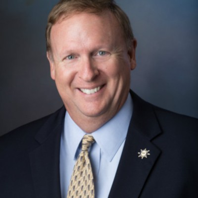 Brownsville Navigation District Board Chairman John Reed