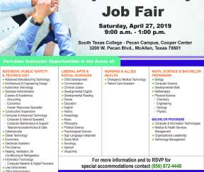 STC job fair