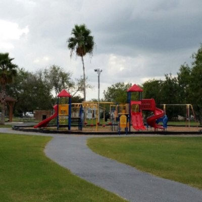 Existing park in SB, Landrum Park, is the starting point for the city to improve their park system. (Courtesy)