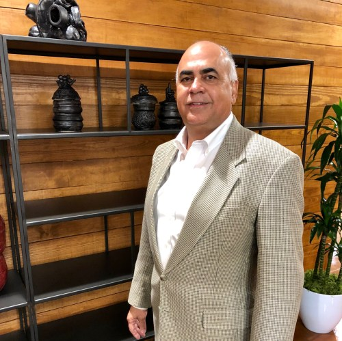 Saul Ortega, chairman of the board and CEO of Texas National Bank