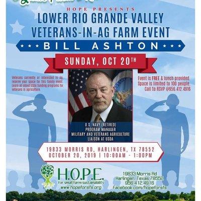Veterans-In-AG Farm Event