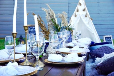 Charming Picnics has several layouts to choose from for an array of different occasions. (Courtesy)