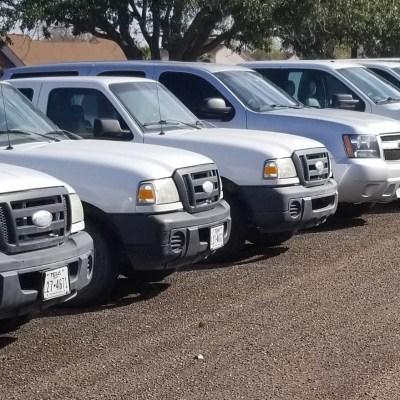 Hidalgo County's surplus auction Jan. 18 includes county vehicles.