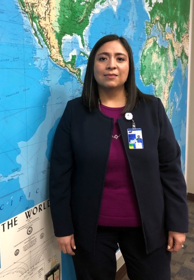 A 20-year career with the City of McAllen now has Elizabeth Suarez as director of aviation.