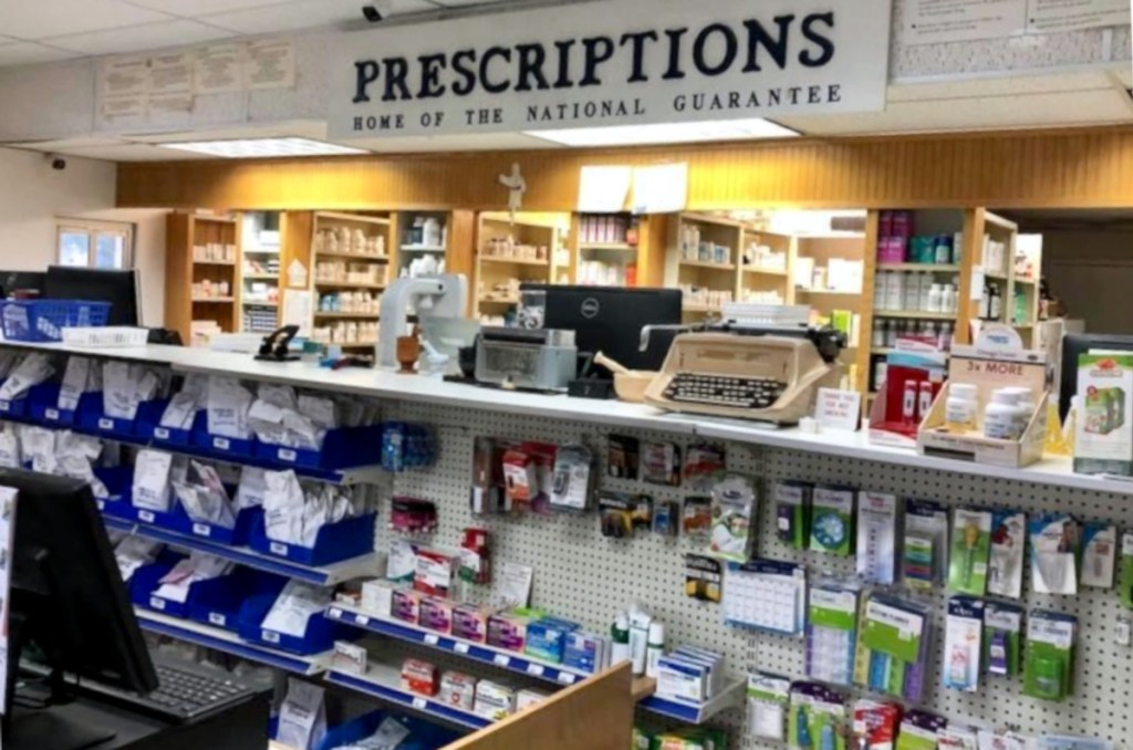 The Medicine Shoppe features a downhome San Benito feel. (Courtesy)