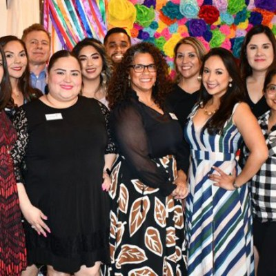 Leadership Mid Valley XV at its class fundraiser, Sabor de Weslaco, at Valley Nature Center in Weslaco. Funds from that night are going towards a mini grant program for Weslaco Chamber member businesses.
