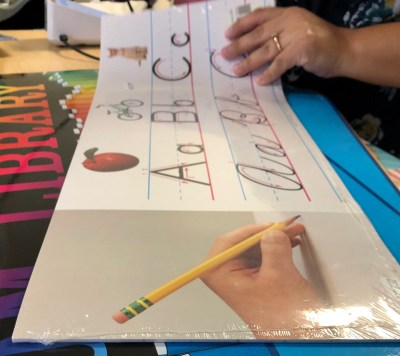 The ABCs of classrooms are available at Super Teachers Supplies.