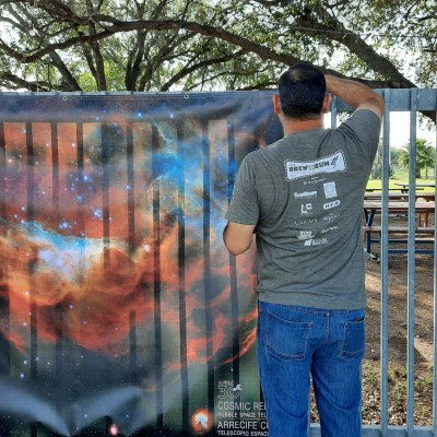 Hubble 30 IMAS Banner