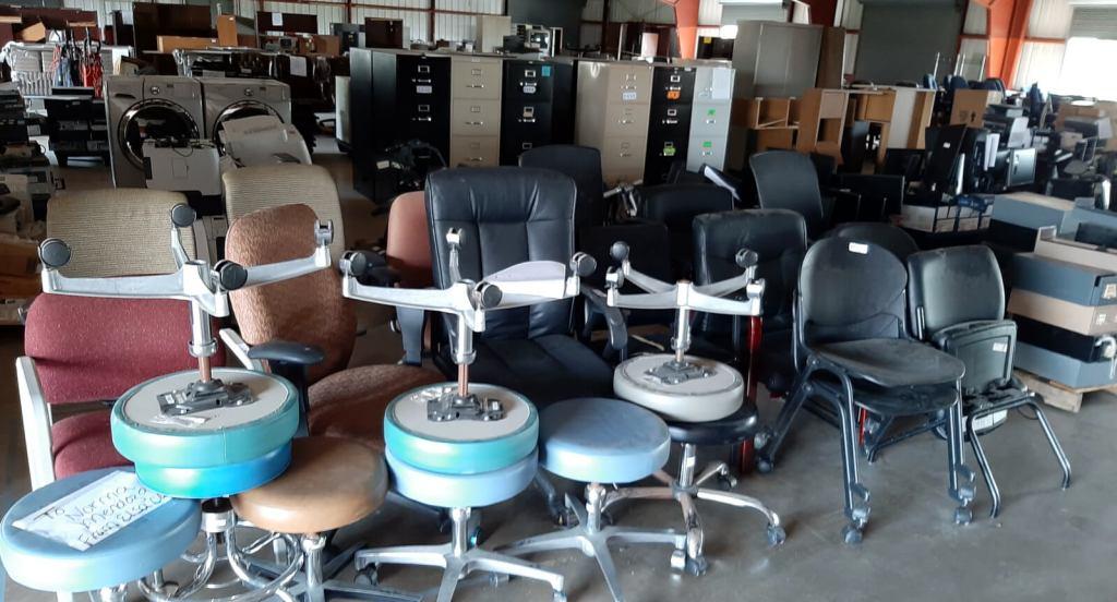 Hidalgo County Webcast Surplus Auction items.