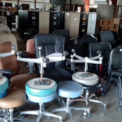 Hidalgo County Webcast Surplus Auction items.