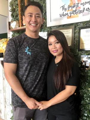 Michael and Connie Nguyen and their restaurant were recognized by the SBA.