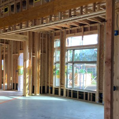 New homes are popping up throughout Harlingen and includes this NEST home along Garrett Road.